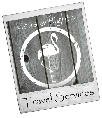 travel, visas and flights